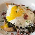 Kale & Hearty Eggs