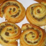 Pains aux raisins (Escargots)